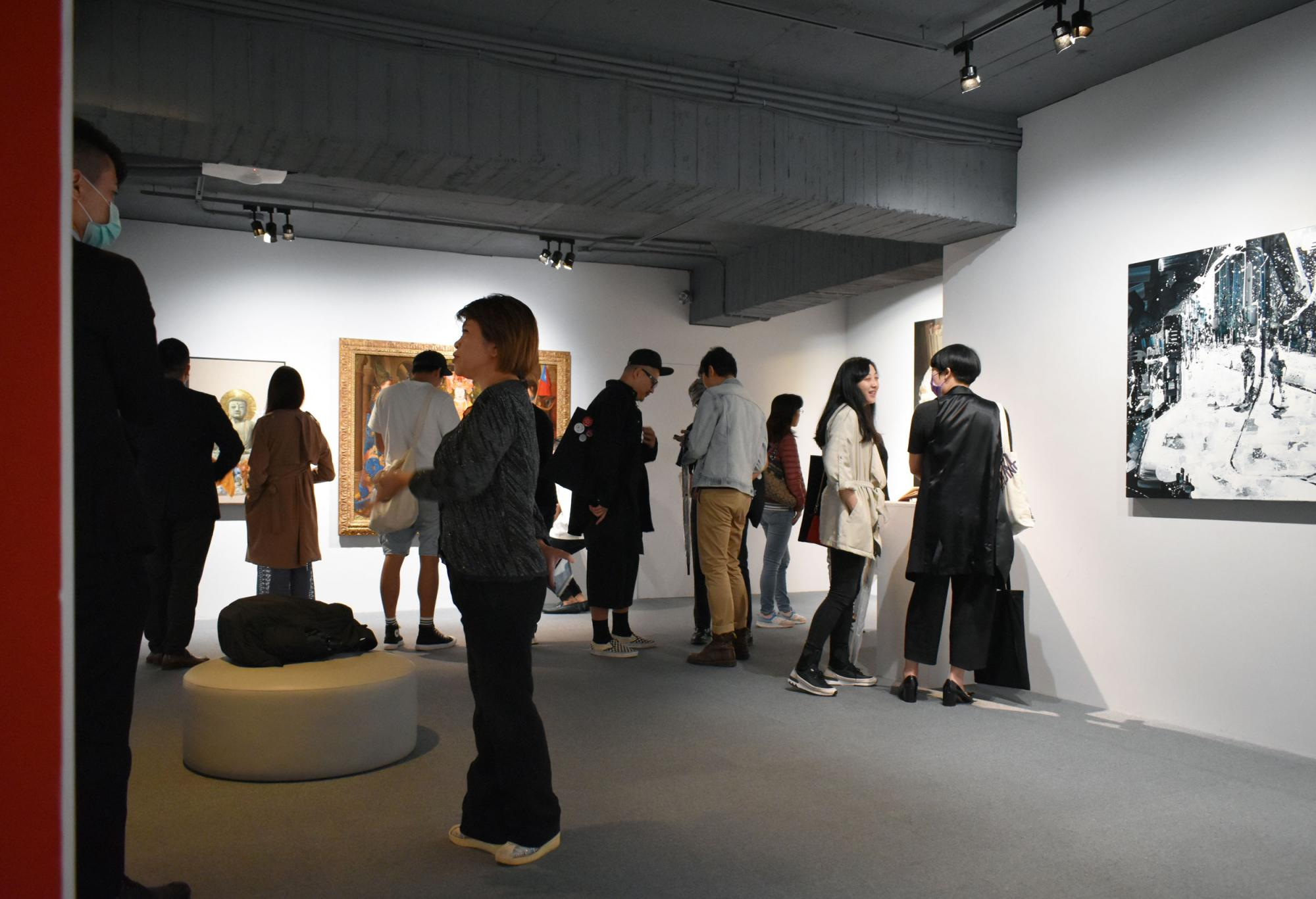 Art Taipei 預展 - 開幕酒會