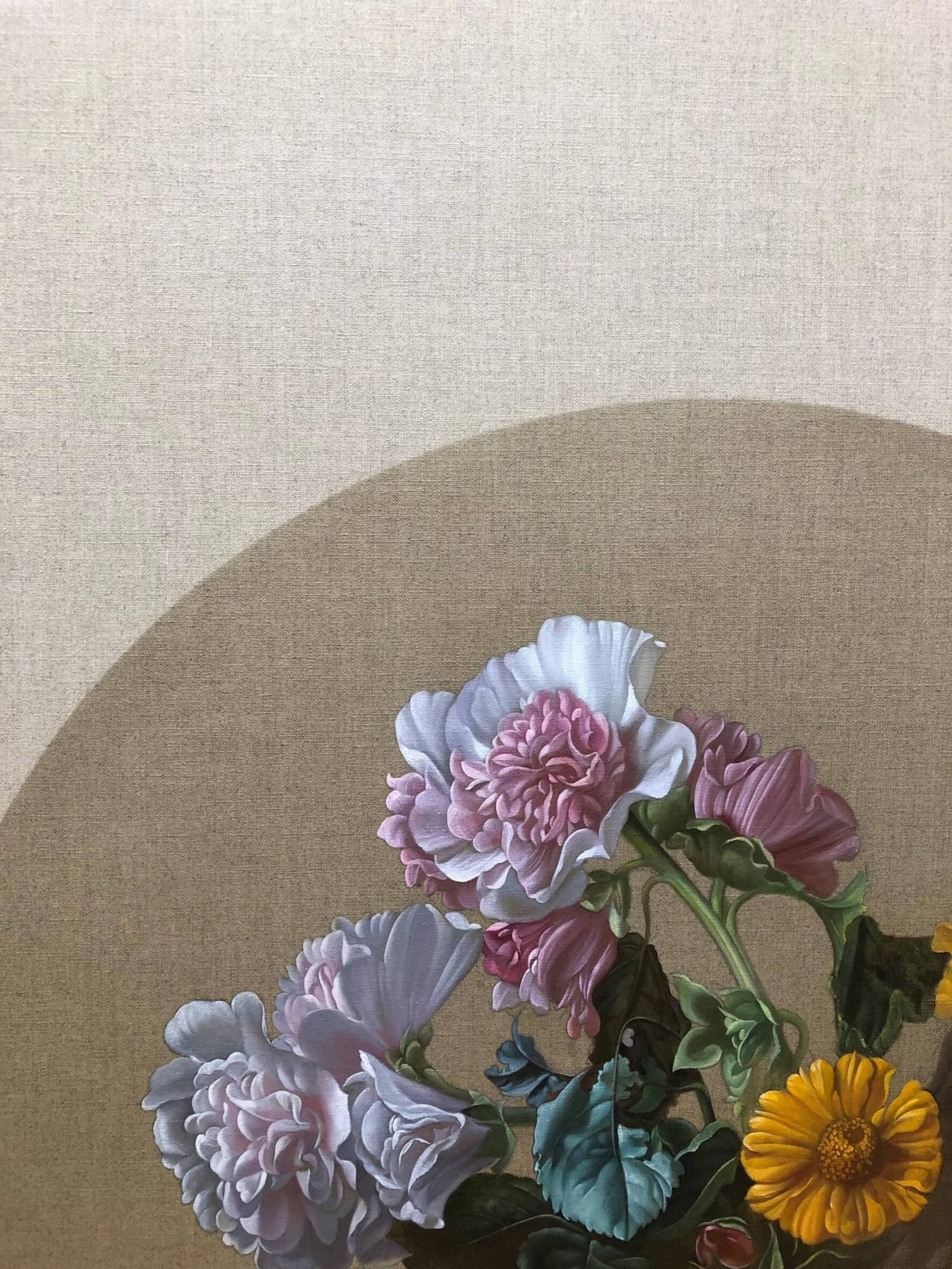 The Imperial Embassies to Tang Dynasty: Still Life I 遣唐使靜物(二) LU Fang 盧昉 (Taiwan, 1977-) Oil on Canvas 油彩、畫布 70 x 50 cm 2019
