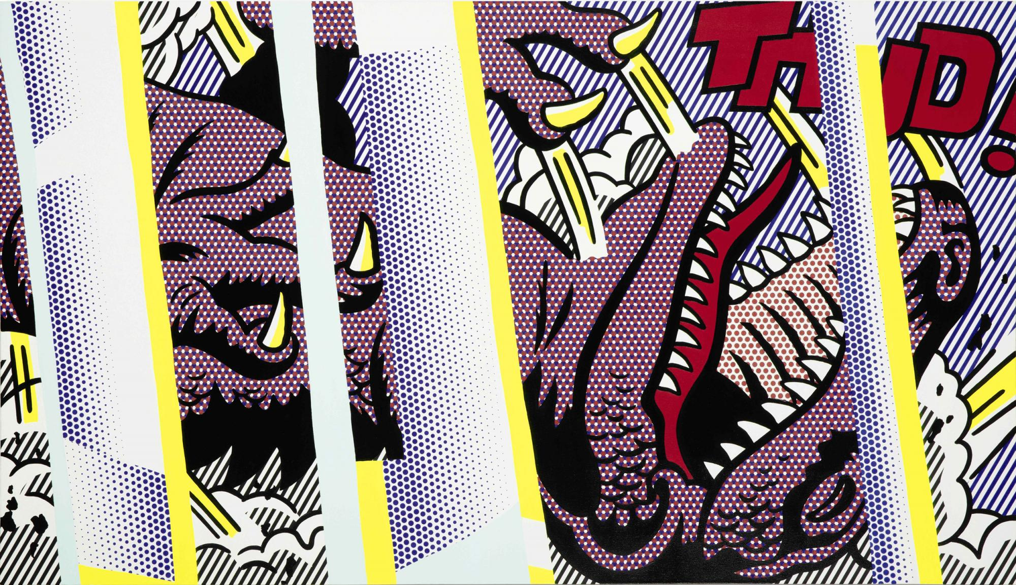 Roy-Lichtenstein---Reflections-on-Thud!.jpg
