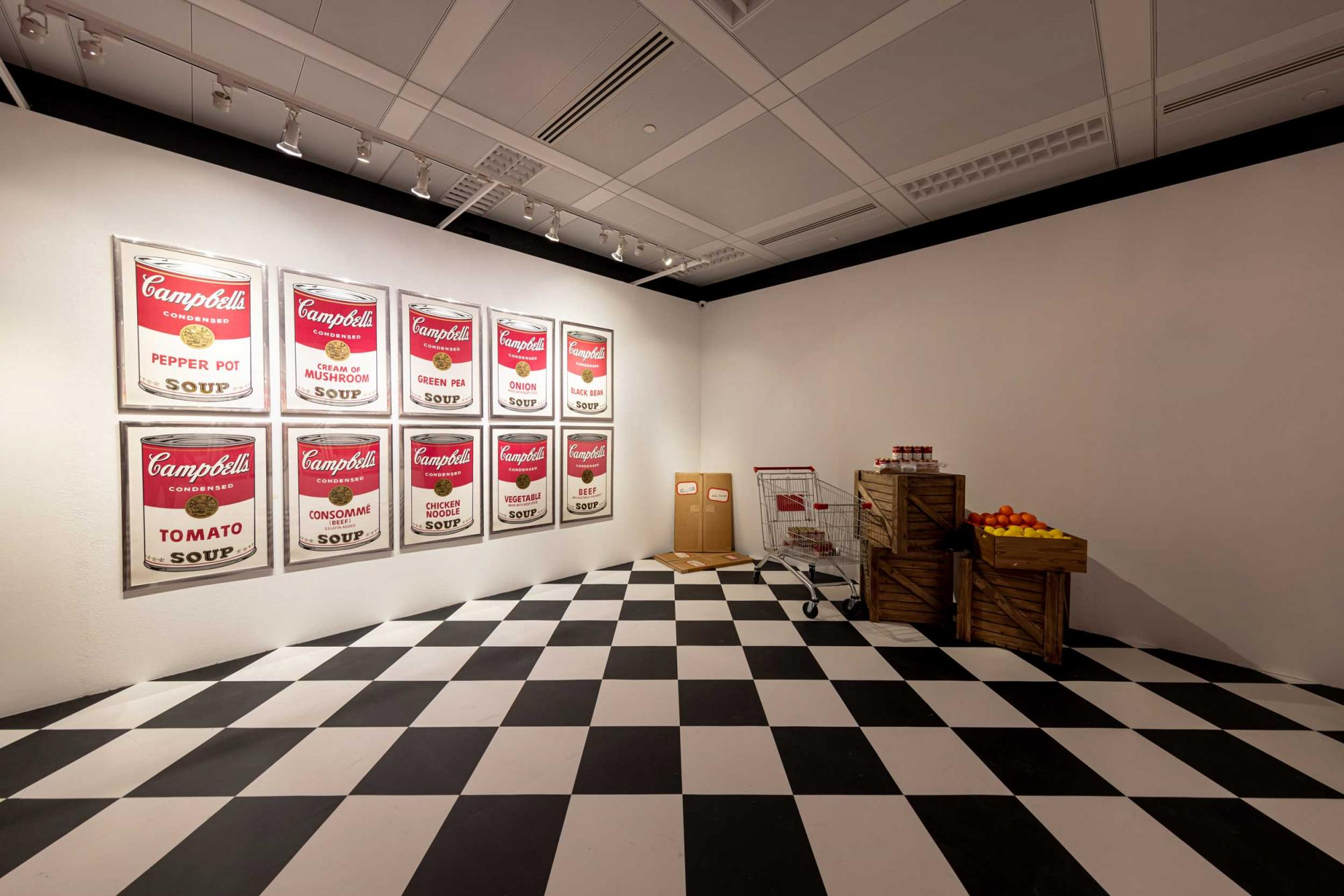 Andy-Warhol's--Campbell's-SoupSeries,-exhibiting-in-set-simulating-a-grocery-store-(3).jpg