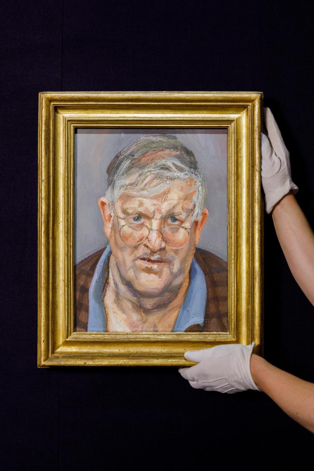 Lot 10- David Hockney, Lucian Freud, in situ 2.jpg