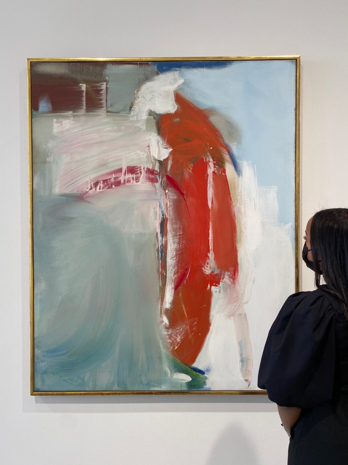 Lot 2- Peter Lanyon, Rising Air, 1961, oil on canvas, 60 by 48in_ in situ .jpg