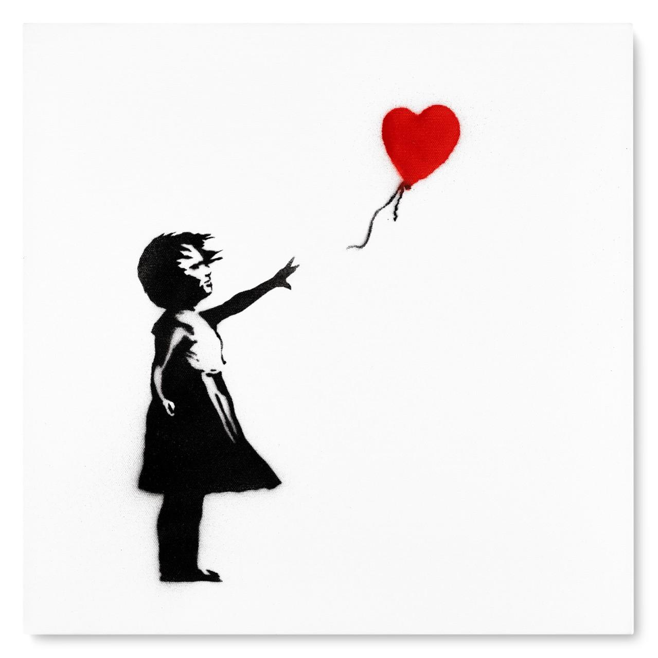 Lot 38- Banksy, Girl with Balloon.jpg