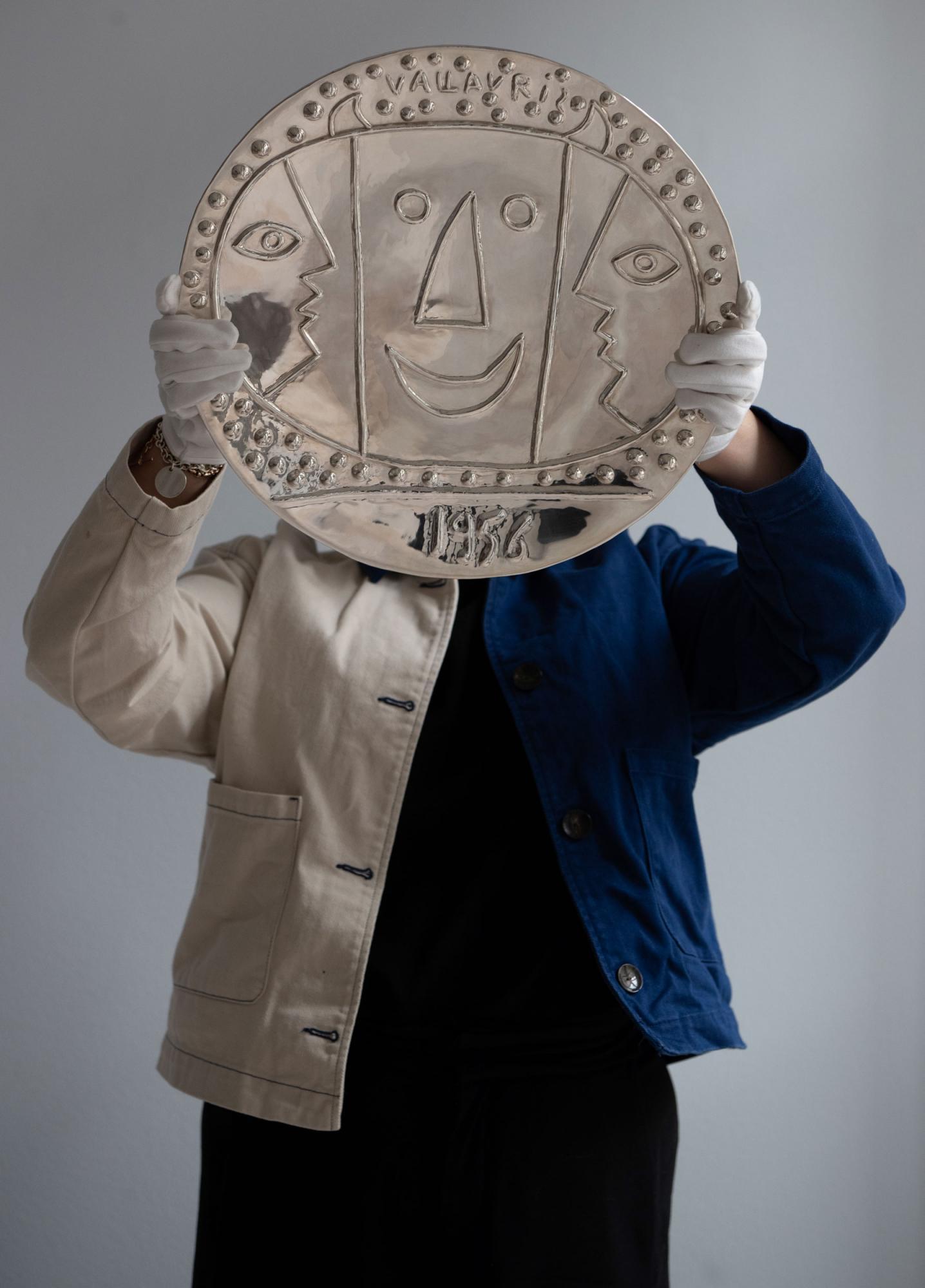 Pablo Picasso, A Complete set of 24 silver plates, 1956-1967, est_ £1_2-1_8 million (3).jpg