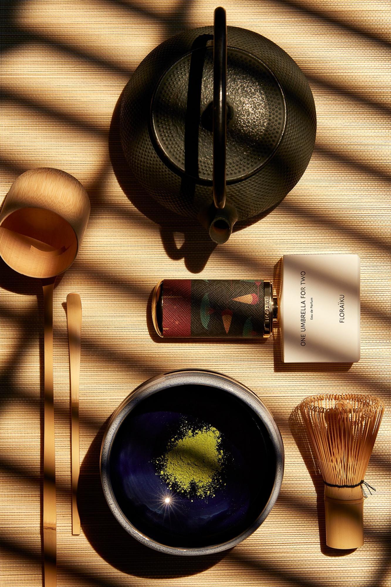 秘之茶系列