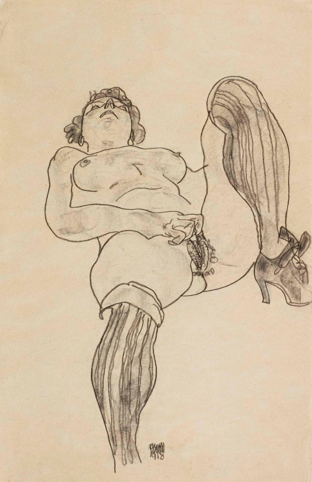 Lot-15-Egon-Schiele-LIEGENDER-AKT-MIT-GESTREIFTEN-STRMPFEN-RECLINING-NUDE-WITH-STRIPED-STOCKINGS.jpg